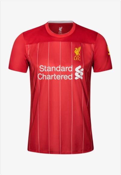 เสื้อทีมชุดเหย้า ฤดูกาล 2019/20 ขายในราคาเพียง 799 บาท